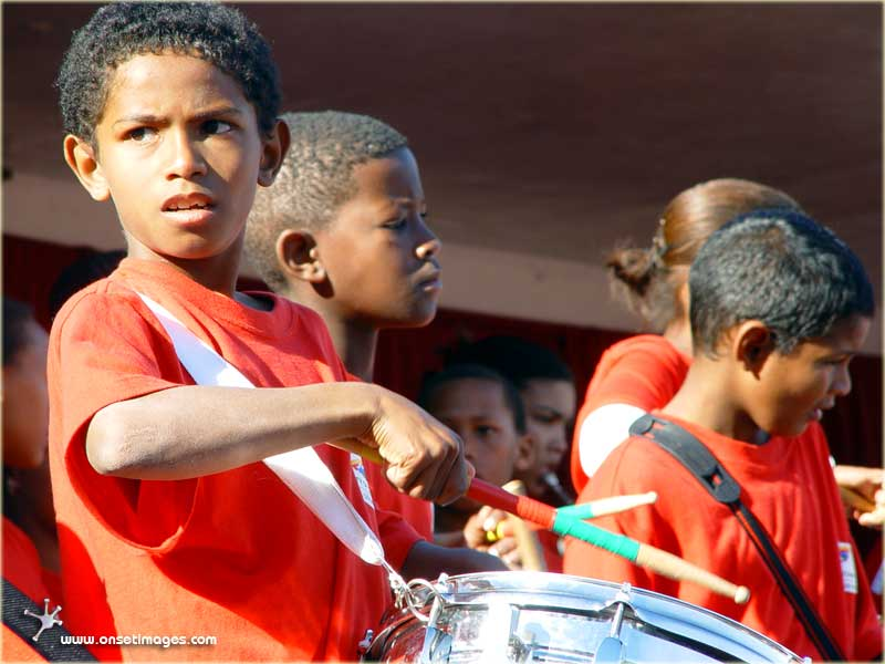 Hout Bay's Two Oceans drummer boys